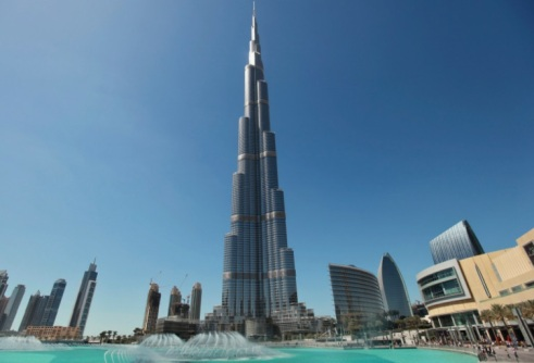Burj Kalifah Dubai
