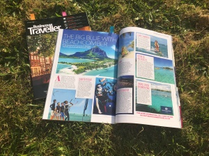 Travel mags