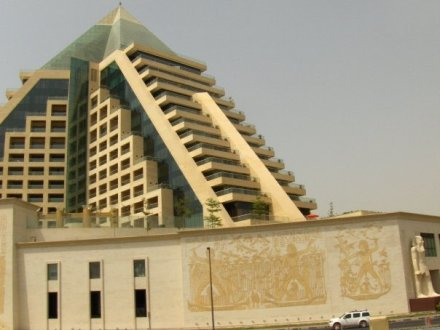 Wafi Mall Dubai 2008