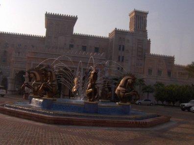 Al Qsar Hotel Dubai 2007