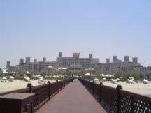 Jumeirah Al Qasr Hotel Dubai 2005