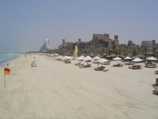 Jumeirah Beach Dubai 2005