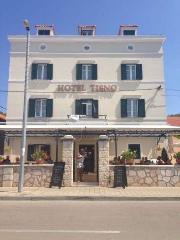 Hotel Tisno, Croatia 2015