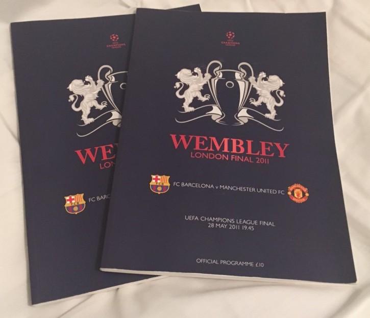 Match Programmes