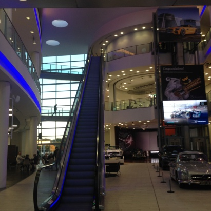 Mercedes Benz World