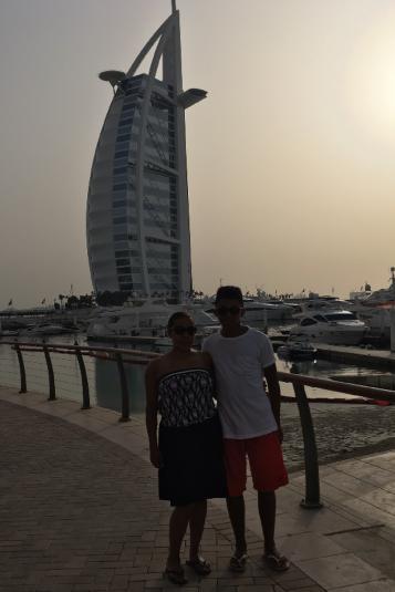 The Burj Al Arab 2017