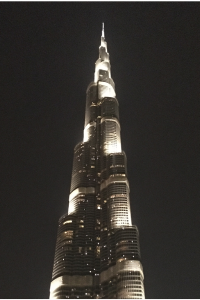 Burj Kalifah 72 hours in Dubai at www.mywonderfulworld.co.uk