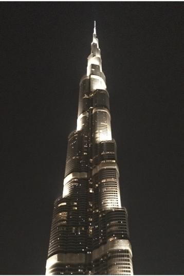 The Burj Kalifah 2017