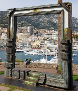 The Frame, Monaco at www.mywonderfulworld.co.uk